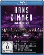 Live In Prague - BLu-Ray / Hans Zimmer / 2017