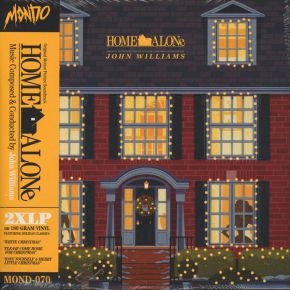 Home Alone - 2LP / John Williams | Soundtrack / 1991 / 2016