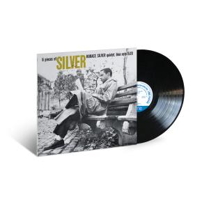 6 Pieces Of Silver - LP / Horace Silver / 1988/2021
