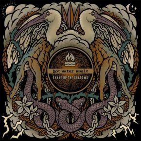 "Shake Up The Shadows - 12"" Vinyl EP / Hot Water Music / 2019"