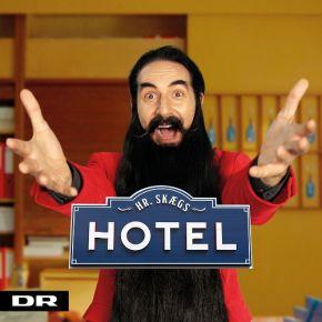 Hr. Skægs Hotel - CD / Hr. Skæg / 2020