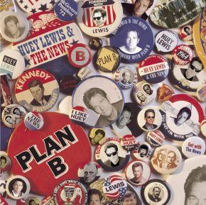 Plan B - CD / Huey Lewis & The News / 2001 / 2021