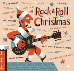 Rock & Roll Christmas - CD / Various Artists / 2016