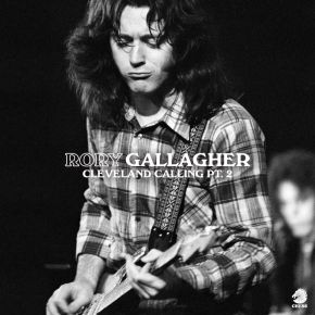 Cleveland Calling Pt. 2 - LP (RSD 2021 Vinyl) / Rory Gallagher / 2021