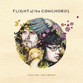 I Told You I Was Freaky - LP (Grøn Vinyl) / Flight Of The Conchords  / 2018