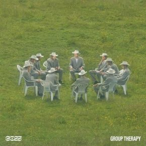 Group Therapy - LP (Signeret) / Goss / 2020