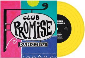 """Club Promise / Ensom Stjerne - 7"""" Gul Vinyl / Magtens Korridorer / 2021"""