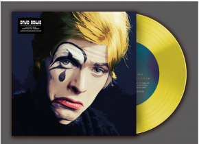 "Silly Boy Blue / Love You Till Tuesday - 7"" Vinyl (Gul Vinyl) / David Bowie / 2020"