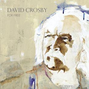 For Free - LP (Fruit Punch Vinyl) / David Crosby / 2022
