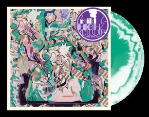 Going Going Gone - LP (Grøn Og Hvid Vinyl) / Mild High Club / 2021