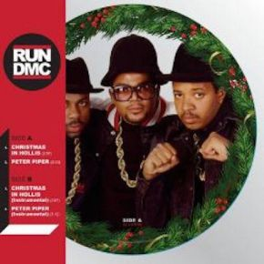 Christmas In Hollis / Peter Piper - LP (RSD Black Friday 2016 Picture Disc Vinyl) / Run DMC / 2016