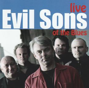 Live - CD / Evil Sons Of The Blues / 2014