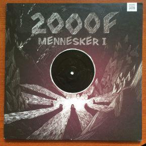 Mennesker I - 12″ vinyl / 2000F / 2017