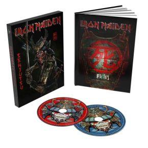 Senjutsu - 2CD (Deluxe Bogformat) / Iron Maiden / 2021