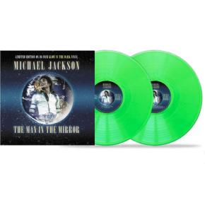 "The Man In The Mirror - 2x10"" (Selvlysende vinyl) / Michael Jackson / 2021"