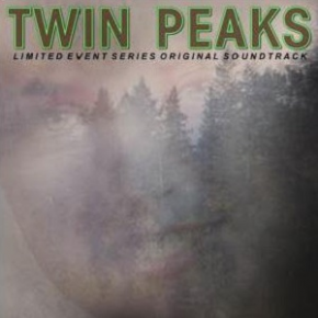 Twin Peaks (Limited Event Series Soundtrack) - CD / Angelo Badalamenti / 2017