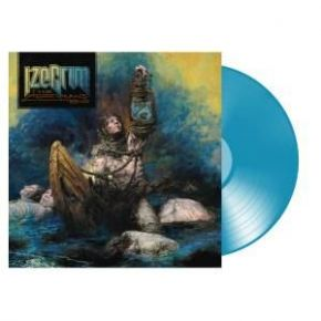 The Ferryman's End - LP (Blå vinyl) / Izegrim / 2016
