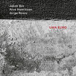 Uma Elmo - CD / Jakob Bro  Arve Henriksen   Jorge Rossy / 2021