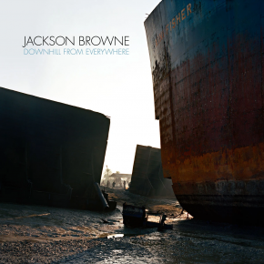 Downhill From Everywhere - CD / Jackson Browne / 2021