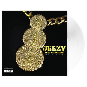 "Thug Motivation: The Collection - 2LP + 12"" Vinyl (RSD 2021 Klar Vinyl) / Jeezy / 2021"