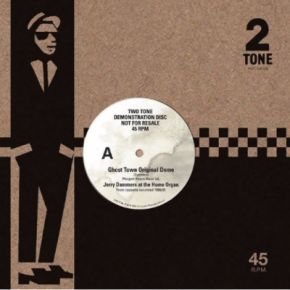 "At The Home Organ: Demos 1980-82 - 10"" Vinyl (RSD 2021 Vinyl) / Jerry Dammers / 2021"