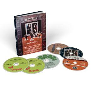 Benefit (50th Anniversary Edition) - 4CD+2DVD / Jethro Tull / 1970/2021