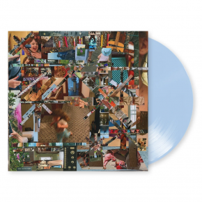 Reason To Live - LP (Babyblå Vinyl) / Lou Barlow / 2021