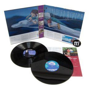 Spirited Away: Soundtrack - 2LP / Joe Hisaishi | Soundtrack / 2001/2020