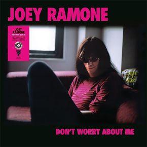 Don't Worry About Me - LP (RSD 2021 Farvet Vinyl) / Joey Ramone / 2001/2021