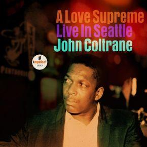 A Love Supreme: Live In Seattle - CD / John Coltrane  / 2021