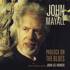Padlock On the Blues - CD / John Mayall & The Bluesbreakers / 2020