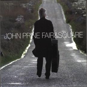 Fair & Square - 2LP (Gennemsigtig Grøn Vinyl) / John Prine / 2005/2021