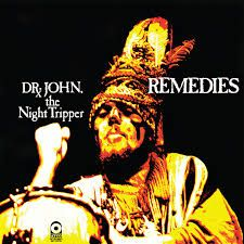 Remedies - LP (RSD 2020 Splatter vinyl) / Dr. John, The Night Tipper / 1970 / 2020