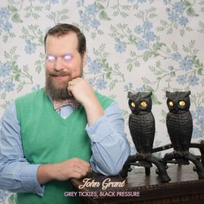 Grey Tickles, Black Pressure - CD / John Grant / 2015