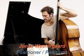 Positioner/Positions - CD / Jonas Westergaard / 2021