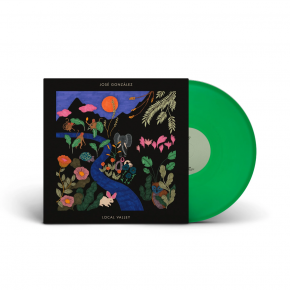 Local Valley - LP (Grøn Vinyl) / Jose Gonzalez / 2021