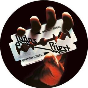 British Steel - 2LP (RSD 2020 Picture Disc Vinyl) / Judas Priest / 1980 / 2020