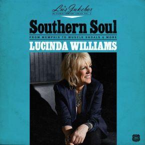 Lu's Jukebox Vol. 2: Southern Soul - CD / Lucinda Williams / 2020/2021