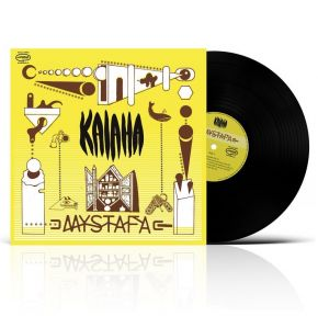 Mystafa - LP / Kalaha / 3030