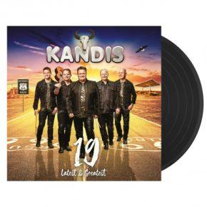 19 | Latest & Greatest - LP (Signeret) / Kandis / 2019