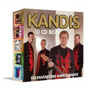 Kandis 10CD BOX- 10CD (Boxset) / Kandis / 2020