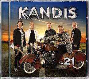 Kandis 21 - CD / Kandis / 2021