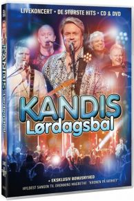 Lørdagsbal - DVD+CD / Kandis / 2020