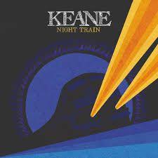 Night Train - LP (RSD 2020 Farvet vinyl) / Keane / 2010 / 2020