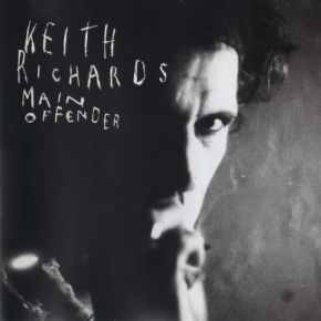 Main Offender - LP / Keith Richards / 1992 / 2019