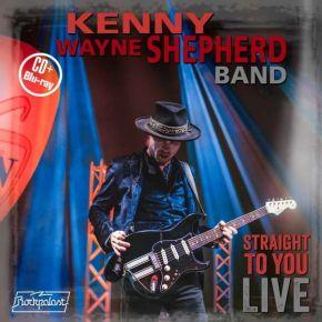 Straight to You Live - CD+Blu-Ray / Kenny Wayne Shepherd / 2020