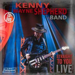 Straight to You Live - CD+DVD / Kenny Wayne Shepherd / 2020