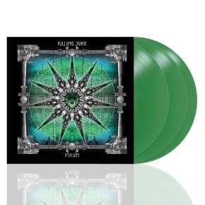 Pylon - 3LP (Grøn Vinyl) / Killing Joke / 2015/2021
