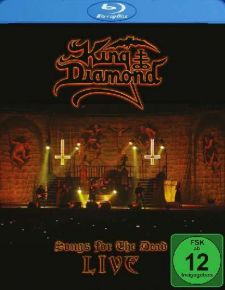 Songs For The Dead - Blu-Ray / King Diamond / 2019