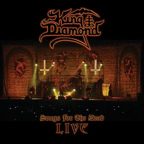 Songs For The Dead - 2DVD+CD / King Diamond / 2019